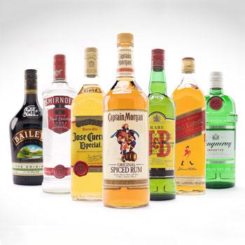 Diageo Wirtz Beverage Canada broker