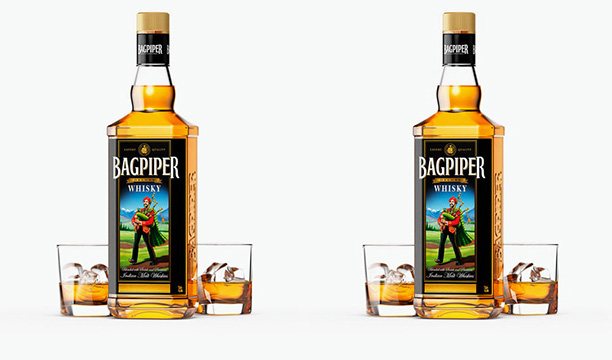 Bagpiper-Whisky