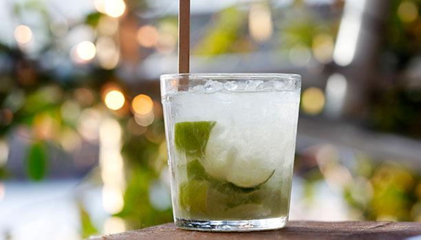 Brazilian cocktails sakerinha