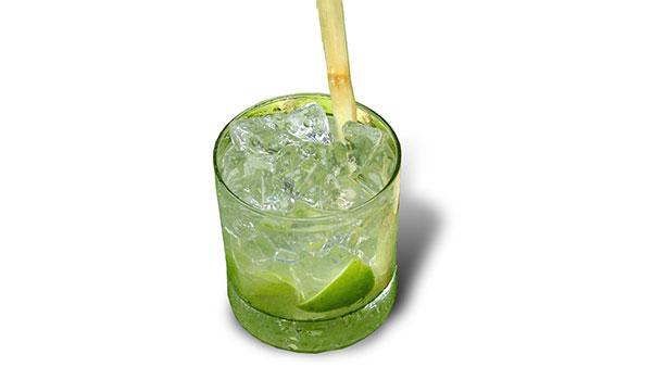 Brazilian cocktails Caiproska
