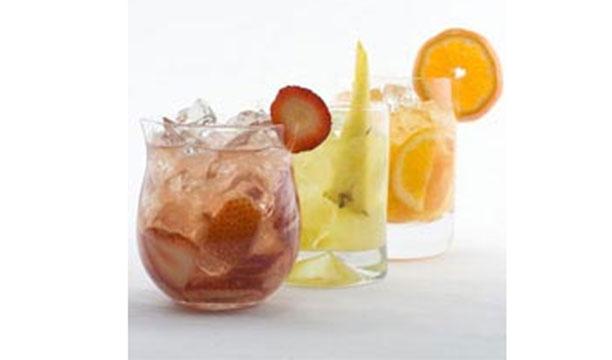Brazilian cocktails Capifruta