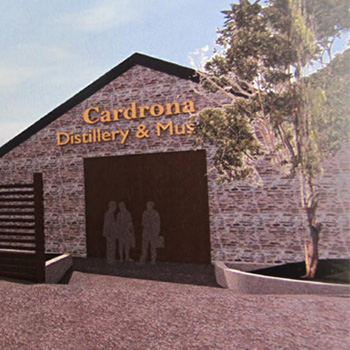 First stage plans have been granted for a new whisky distillery in New Zealand's South Island