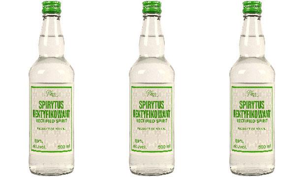 Spirytus-Vodka
