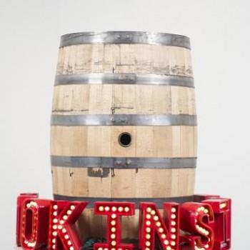 Herradura Tequila oak barrels