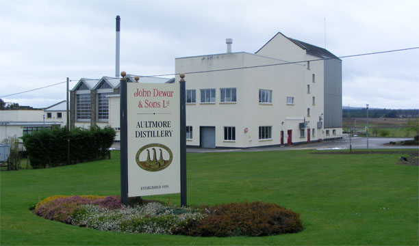 Aultmore-distillery