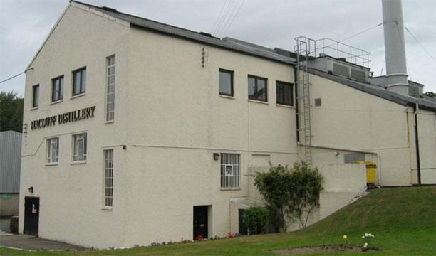 Macduff-distillery