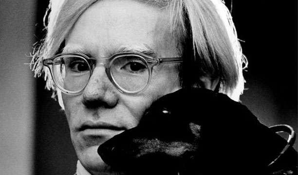 Andy Warhol was the first artists to partner with Absolut Vodka