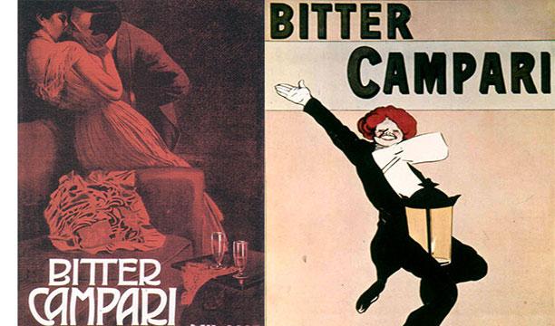 Campari-adverts