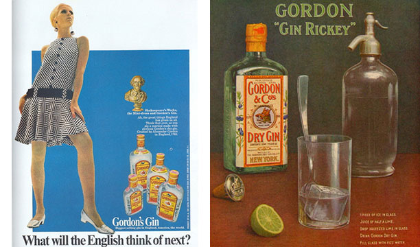 Gordon's-adverts