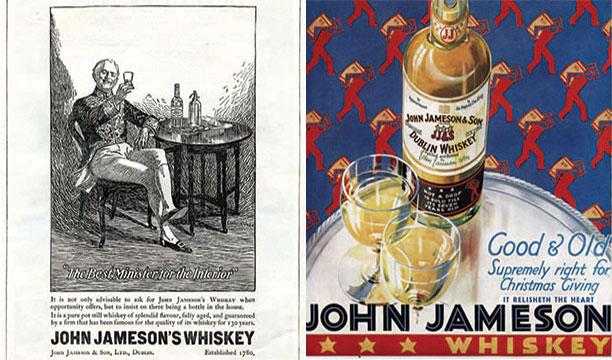 Jameson-adverts