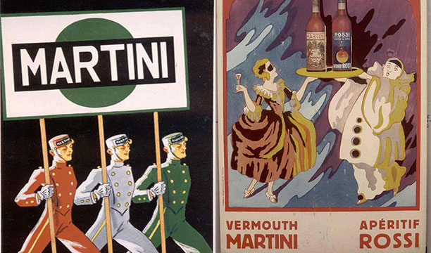 Martini-adverts