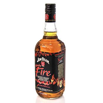 Jim Beam Takes On Cinnamon Flavoured Whiskey