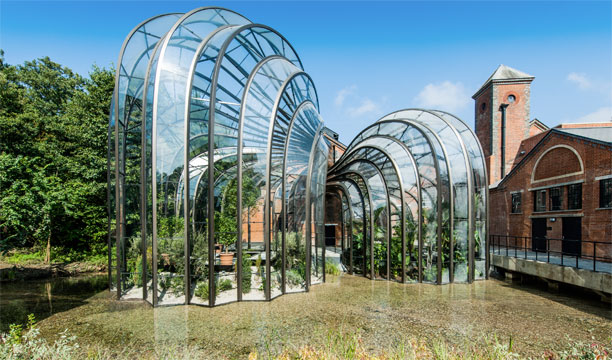 Bombay Sapphire Laverstoke-Mill