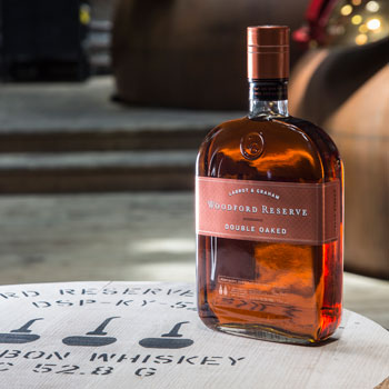Two years after first launching in the States, Woodford Reserve is rolling out its Double Oak expression in the UK.