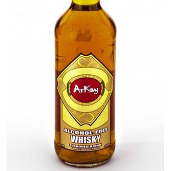 alcohol free whisky