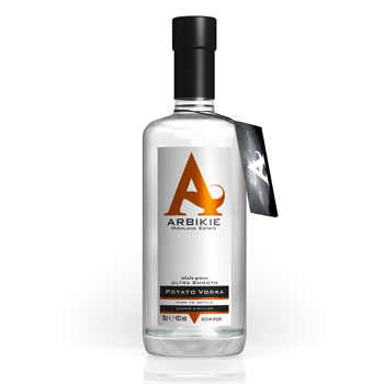 Arbikie-Vodka
