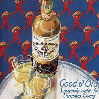 Jameson-brand-history