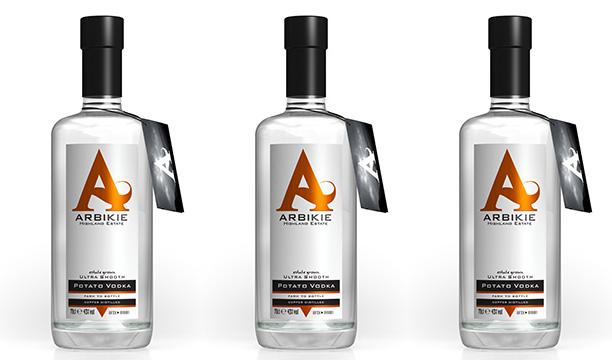 Arbikie-Vodka