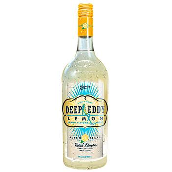 Deep Eddy-LEMON vodka salt and pepper shakers