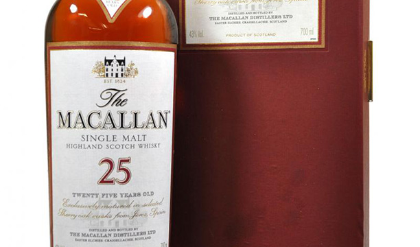 The-Macallan-25-Year-Old
