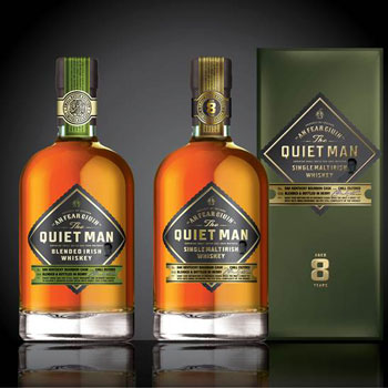 The-Quiet-Man-Irish-whiskey