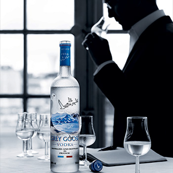 Grey Goose A Brand History