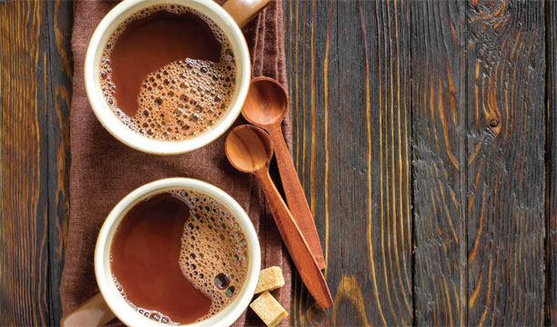 Mexican Hot Chocolate by Bacchanal, New York