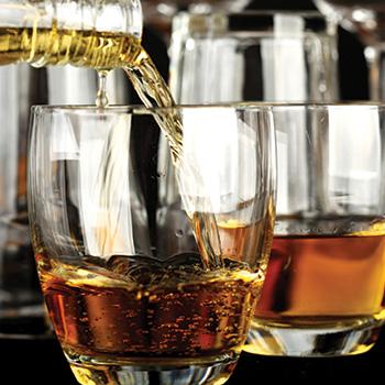 American Whiskey Vodka Technomics