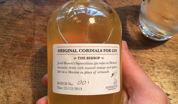Sipsmith-cordials