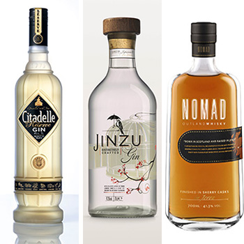 Top 50 most innovative spirits launches of 2014: 10-1