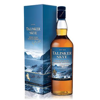 Talisker Skye has joined Scotch whisky brand's permanent range
