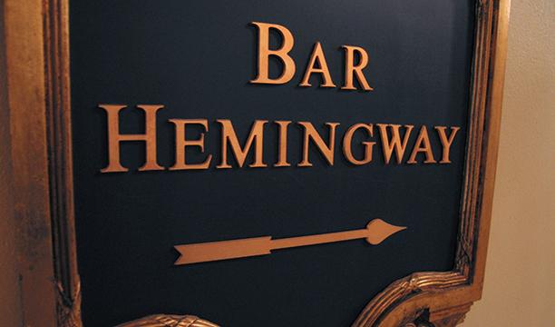 Bar-Hemingway