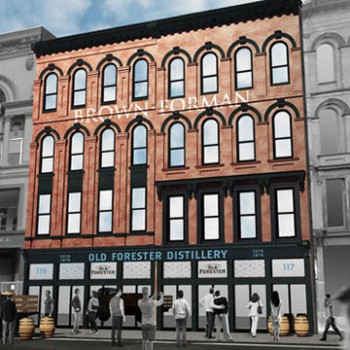 Old Forester's Whiskey Row HQ will reopen on National Bourbon Day