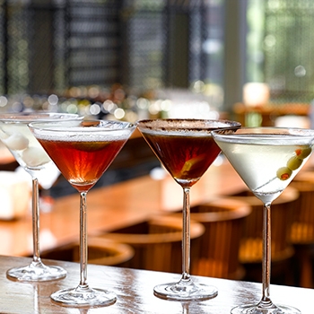 From the thoroughly modern to the quintessentially classic, these are some of the world's best Martini bars