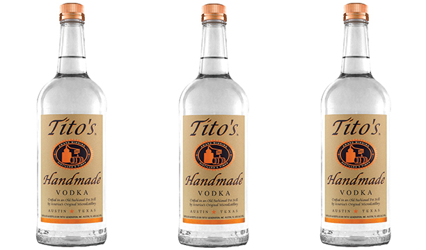 Top 10 Fastest Growing Vodkas In The US