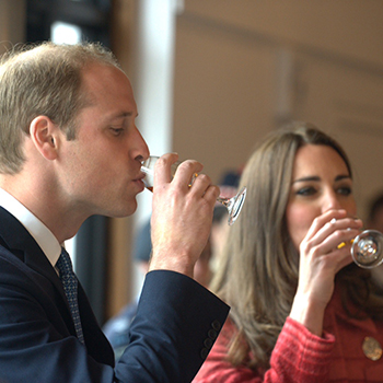 From Will and Kate's wedding to Queen Elizabeth II's Diamond Jubilee, these are the top 10 whiskies dedicated to royals