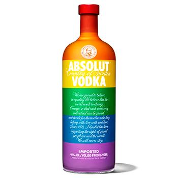 Gay vodka
