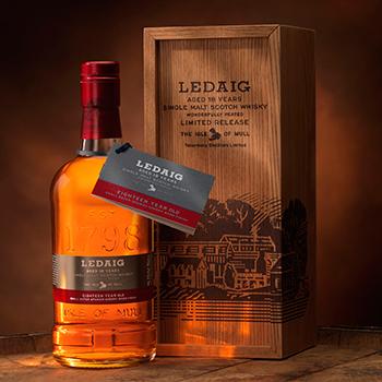 Tasting Notes: Ledaig Port Finish Single Malt Scotch Whisky, Isle ...
