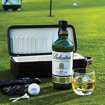 Ballantine's-golf-The Scottish Open Sport Sponsorship Scotch Whisky