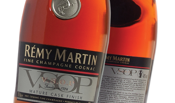 Rémy Cointreau's Cognac brand leads the Group's H1 decline in organic sales