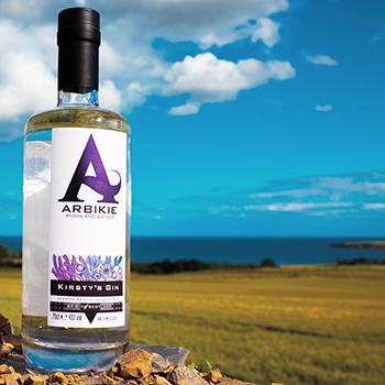 Arbikie-Kirsty's-Gin