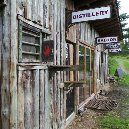 Gin Distillery Wins Shed Of The Year Competition
