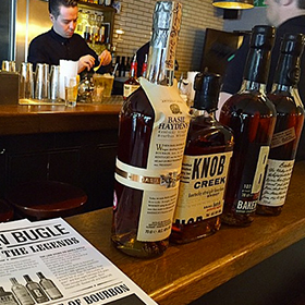 Bourbon Legends UK masterclasses