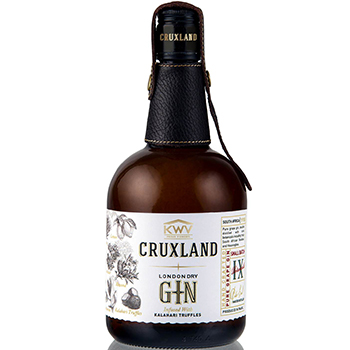 KWV's new Cruxland gin counts rare