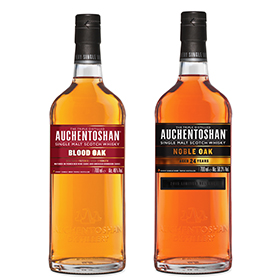 Beam Suntory has released two TR-exclusive Auchentoshan expressions.