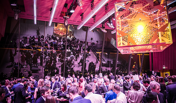 The official Toast of Paris launch event took place at the Eiffel Tower this week