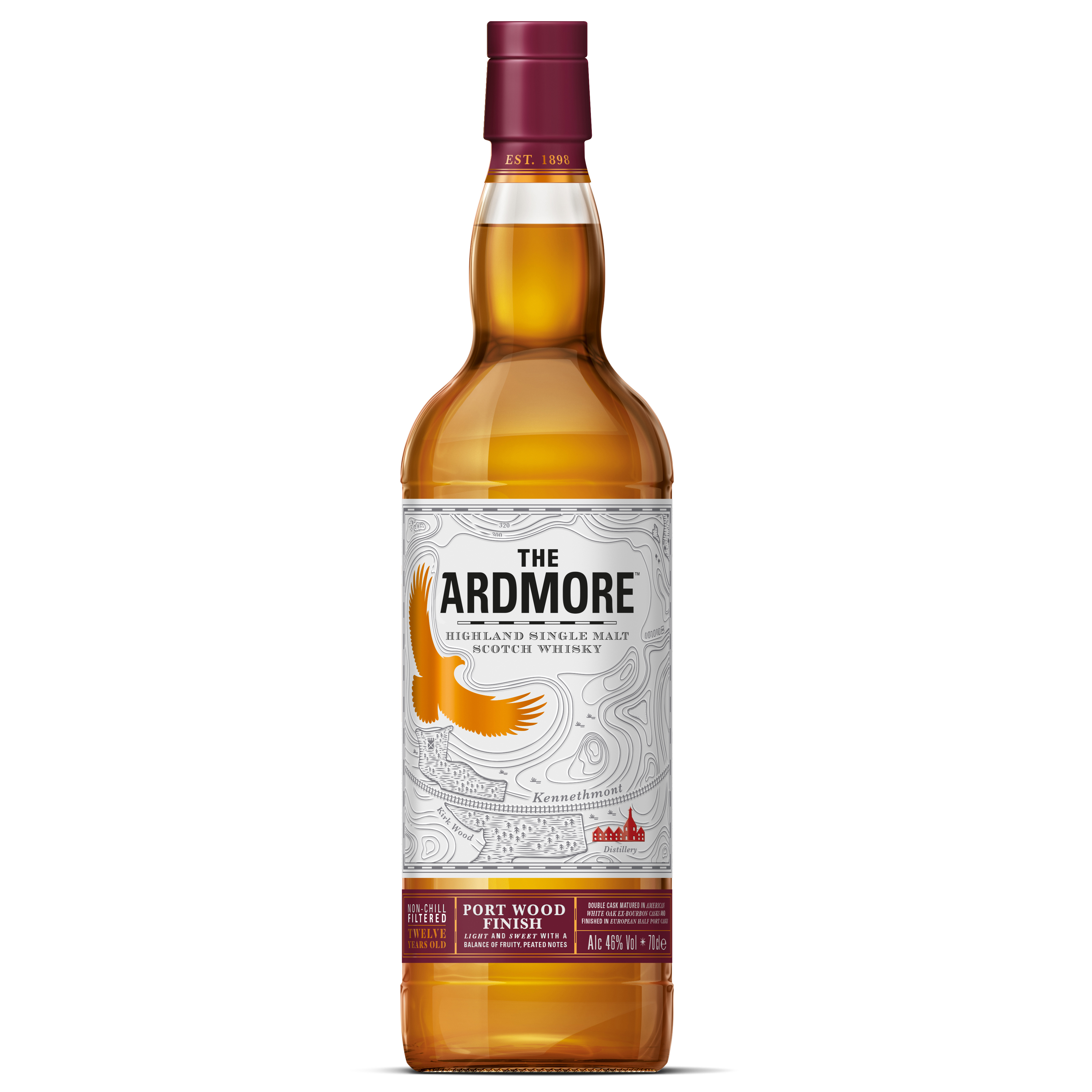 The Ardmore Releases Port Wood Finish Expression
