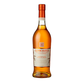 As the festive season approaches, Glenmorangie has launched a new limited edition single malt whisky – A Midwinter Night's Dram.