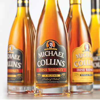 Sazerac has acquired Michael Collins Irish whiskey for an undisclosed sum