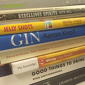 Our pick of the latest spirits books published this Autumn